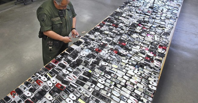 California tries again to thwart prison cellphone smuggling