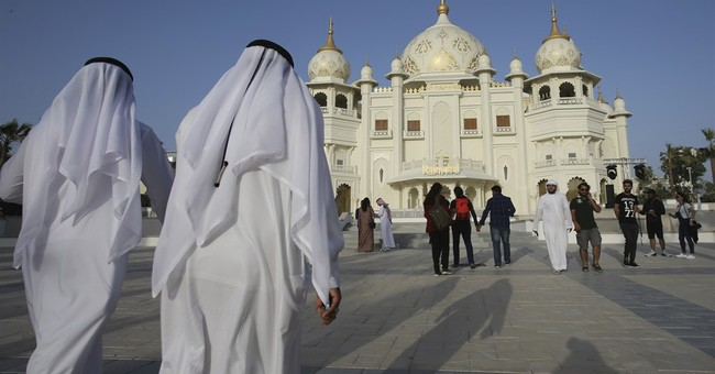 Large complex of amusement parks in Dubai celebrates opening