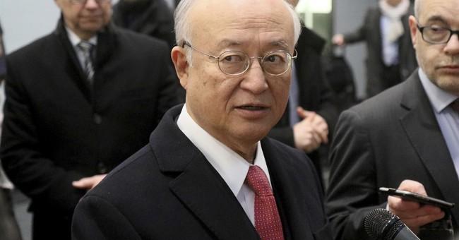 Diplomats: UN has warned Iran about enrichment cap
