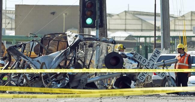 Truck driver fatigue cited in California train crash