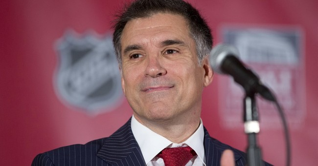 Vincent Viola: Billionaire businessman, hockey team owner