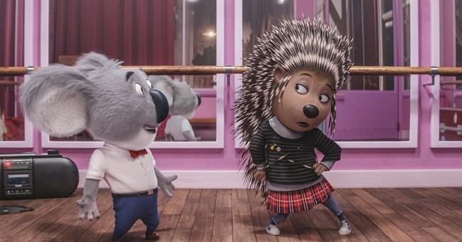 Review: 'Sing' sings along, with humor and poignancy