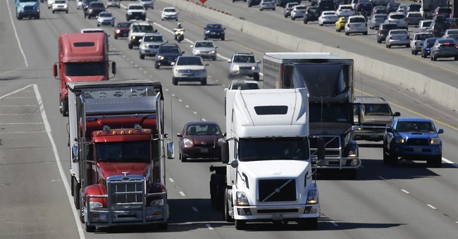 Safety advocates fear truck speed limiter rule could stall