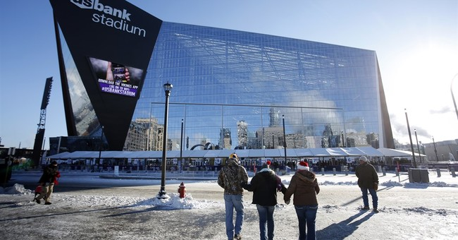 Twitter hoax targeted Vikings, stadium and the homeless