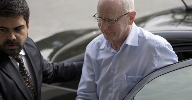 Patrick Hickey back in Ireland, 4 months after Rio arrest