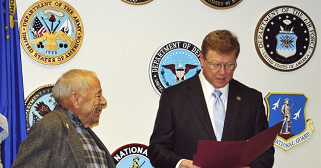 140 years late, Nevada veteran lauded with US Medal of Honor