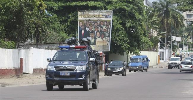 Military deploys across Congo's capital as Kabila stays on