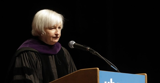 Yellen to college grads: Best job market in nearly a decade