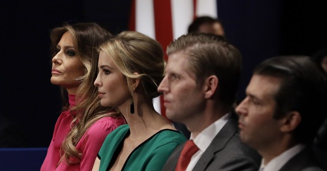 Eric Trump stops fundraising for his charity after scrutiny