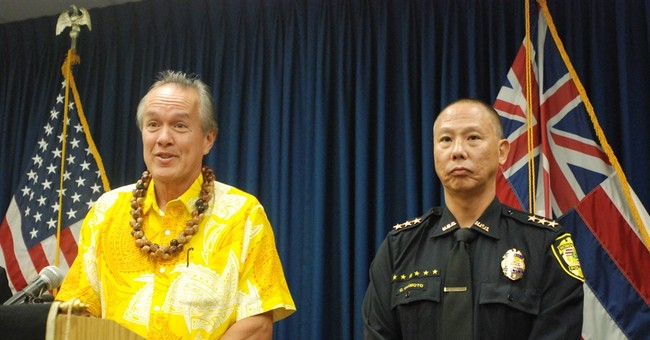 Honolulu police chief on paid leave amid federal probe