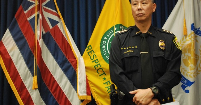 Honolulu police chief on paid leave amid federal probe
