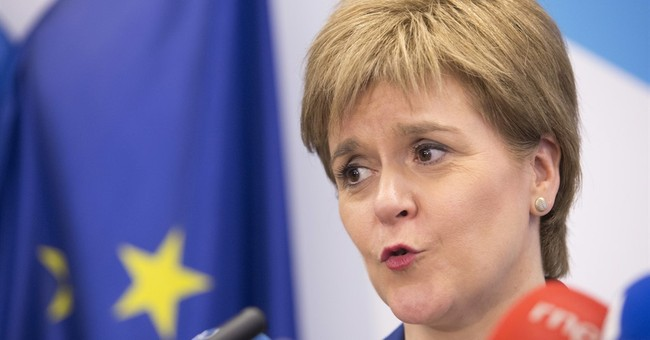 Scotland seeks own future in EU despite UK's departure