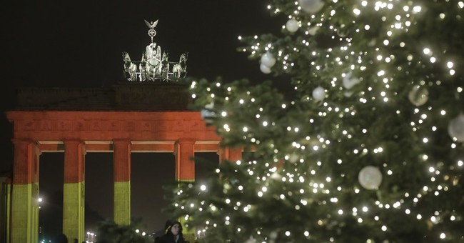 Berlin truck rampage survivor: 'It ran over both of my legs'