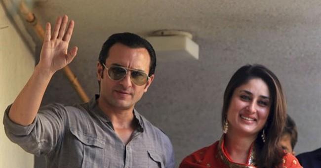 Bollywood couple Kareena Kapoor and Saif Ali Khan have baby