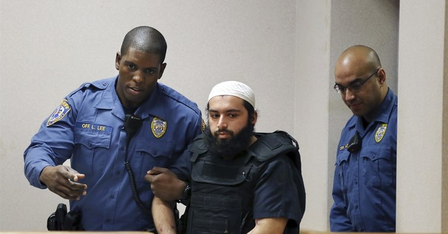 Manhattan bomb suspect pleads not guilty to attempted murder