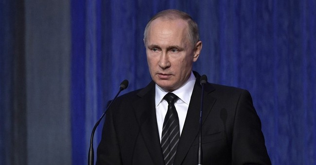 Putin: Russia's military is stronger than any potential foe