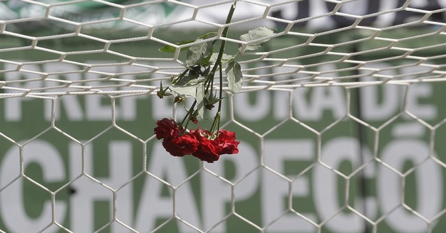 Colombia vs. Brazil in charity match for Chapecoense victims
