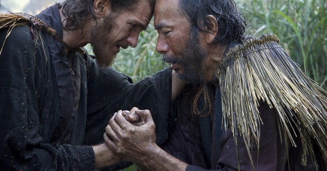Review: Scorsese's 'Silence' is a gorgeous, tedious journey