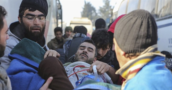 The Latest: UN says unclear of own presence in Aleppo