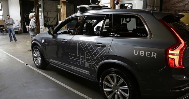 Uber moves self-driving cars from California to Arizona