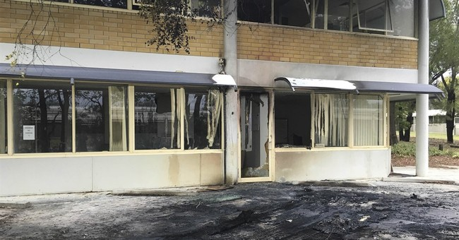 Van explodes outside office of Australian Christian Lobby
