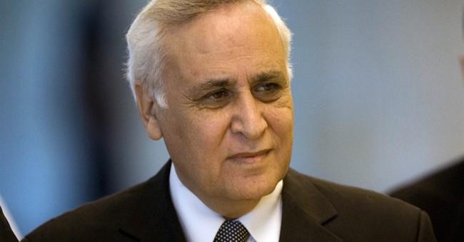 Ex-Israeli president exits prison after 5-year rape sentence