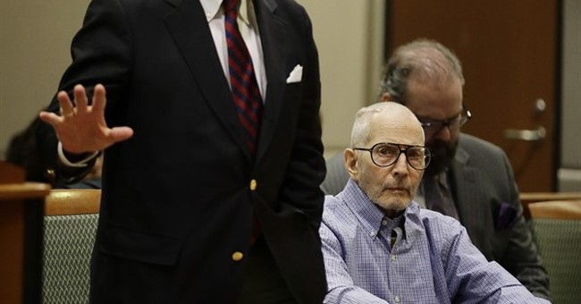 DA: Durst a danger to witnesses despite being frail, in jail