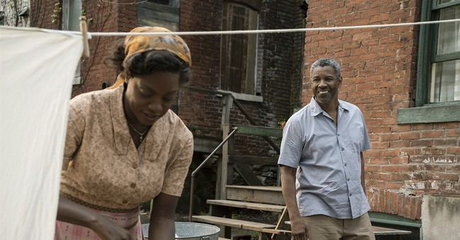 Review: Wilson's words sing in Washington's 'Fences'