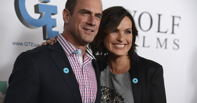 Christopher Meloni reunites with 'SVU' pal Mariska Hargitay