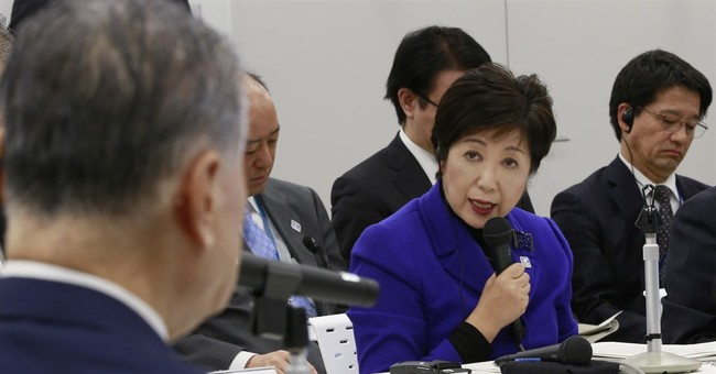 Olympic organizers in Tokyo disclose total cost estimate