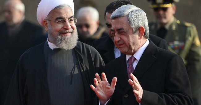 Iran, Armenian leaders discuss expanding transport routes