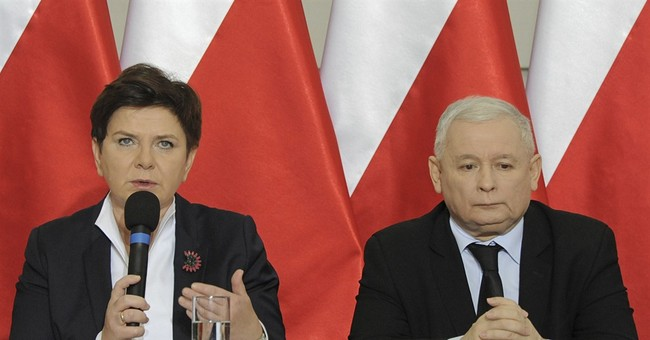 EU sends complaints to Poland over adherence to rule of law