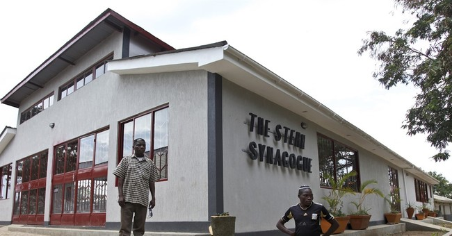 Once outlawed, Uganda's tiny Jewish group opens synagogue