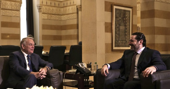 French foreign minister visits Lebanon in show of support