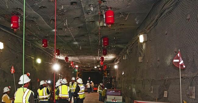 APNewsBreak: New Mexico OKs reopening troubled nuclear dump