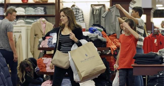 Consumer spending growth weakened in November