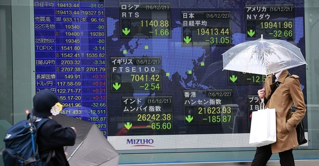 Global shares meander; will Santa bring Dow 20,000?