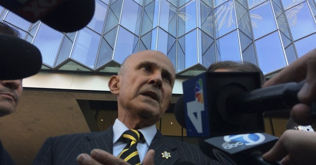 Los Angeles County sheriff corruption case ends in mistrial
