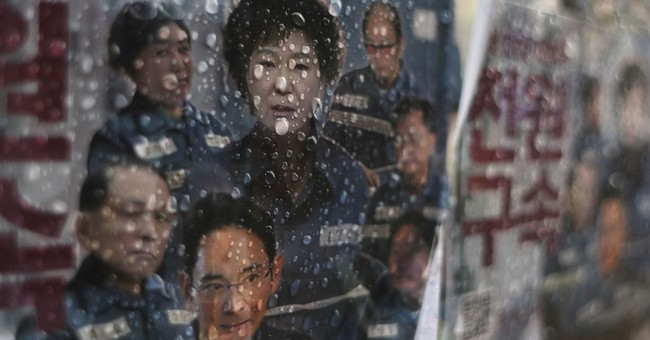 South Korean court holds hearing on impeached president