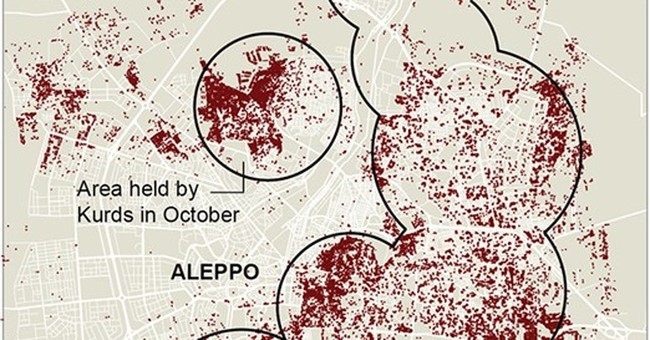 5 things to know about Syria's Aleppo