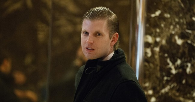 AP: Eric Trump Foundation flouts charity standards