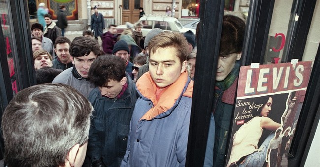 A post-Soviet generation endures poverty, chaos, opportunity