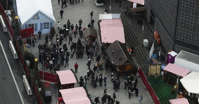 Officials say fingerprints tie Tunisian to Berlin attack