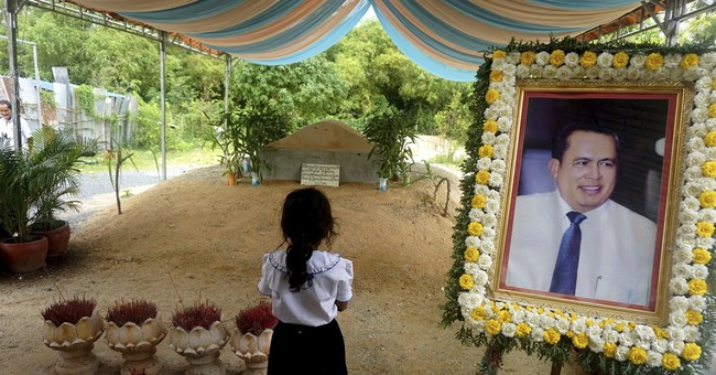 Cambodia's explanation for killing of activist draws doubt