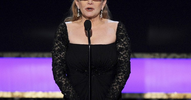 Carrie Fisher in stable condition, Debbie Reynolds says
