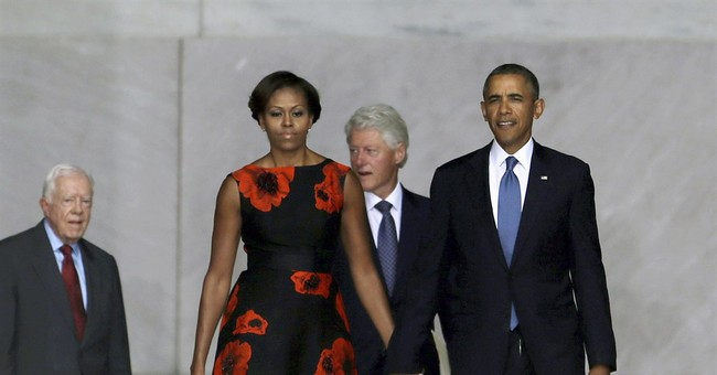 Michelle Obama's fashion influence rivaled Jackie Kennedy's