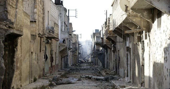 Aleppo confronts vast destruction left by 4 years of war
