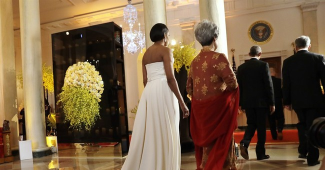 A first lady who followed her own path more than precedent