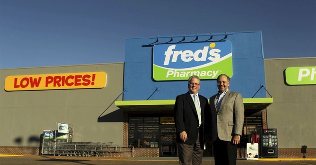 Fred's, a small drugstore chain, may become national player