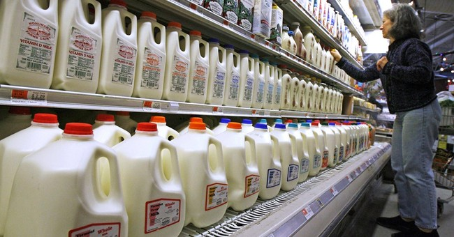 "25 congressional members question plant-based ""milk"" label"